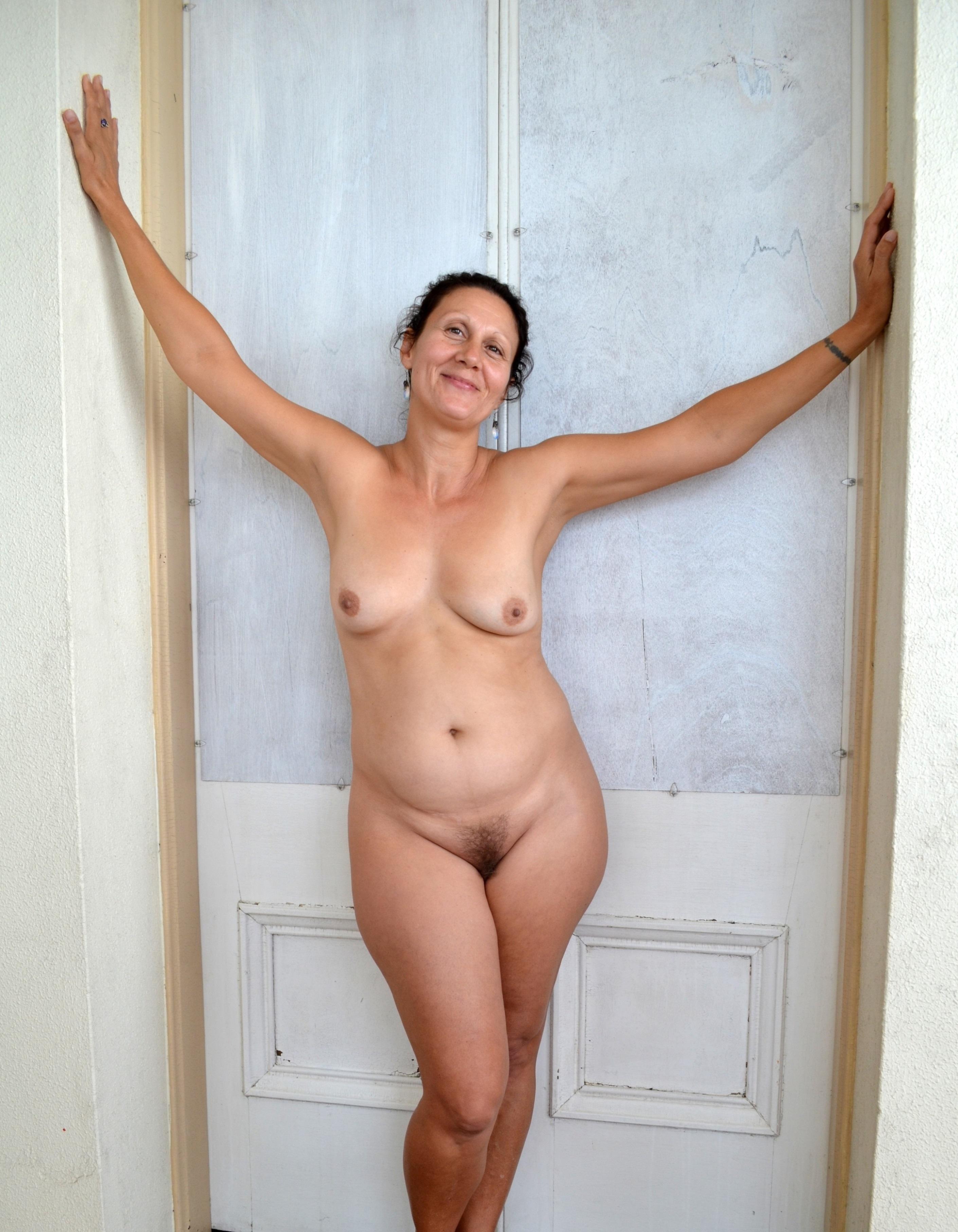Nude Model Mature 55