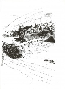 1(a) The Town of Cove (left page) joins to 1(b)